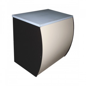 ПРИЛАВОК КАССОВЫЙ FLANDRIA K70 N 0,9-7 (П-0,9 CARBOMA)